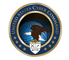 US Cyber Command crest